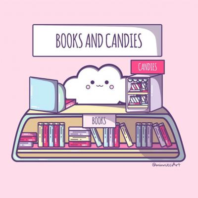 Books And Candies